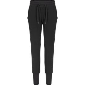 super.natural Essential Cuffed Pants Dam jet black
